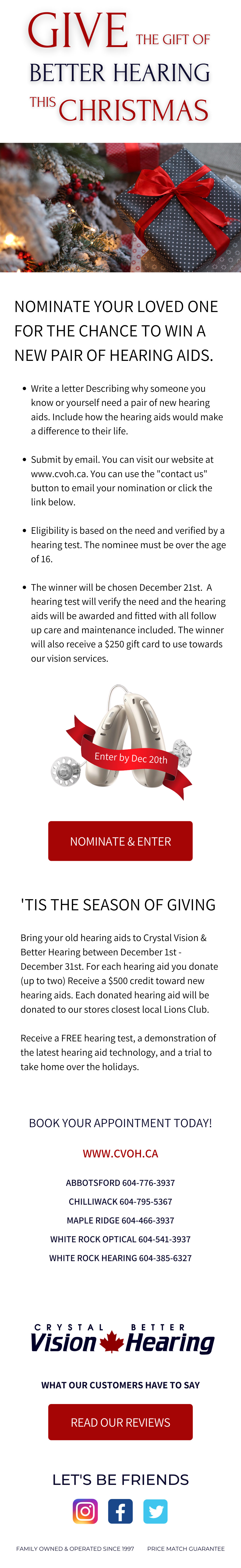 Hearing Aids, Hearing Clinic, Hearing Test
